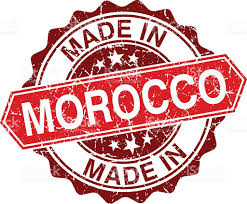 logo made in morocco